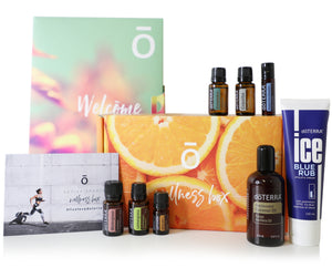 dōTERRA Active Sports Wellness Box