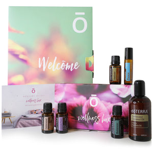 dōTERRA Bedtime Bliss Wellness Box