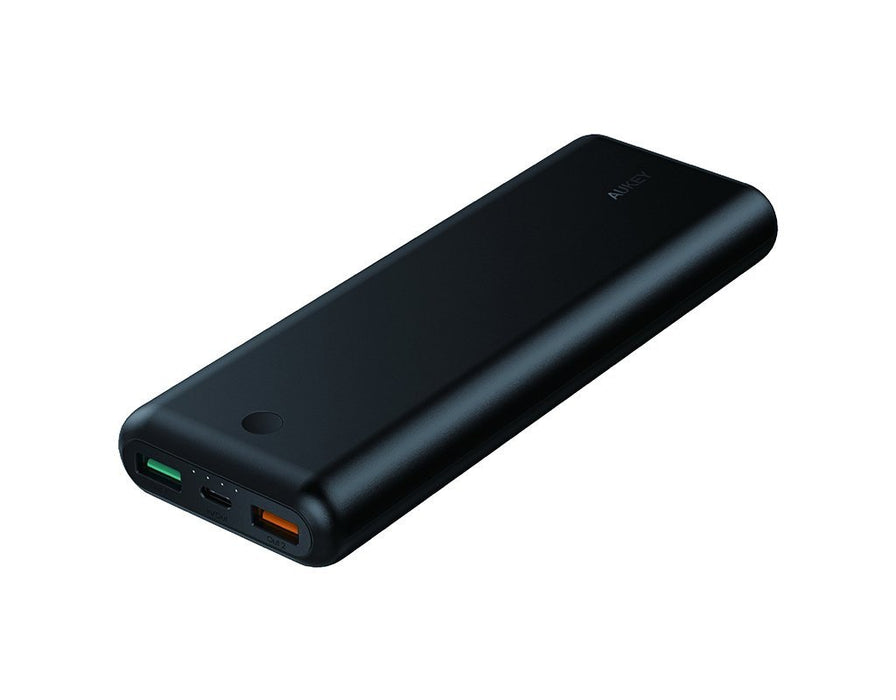 Aukey Power Delivery Series 20100mAh Power Bank - Black