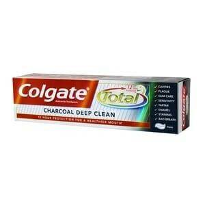 COLGATE (Total Charcoal Deep Clean Mult-Benefit Toothpaste 35g