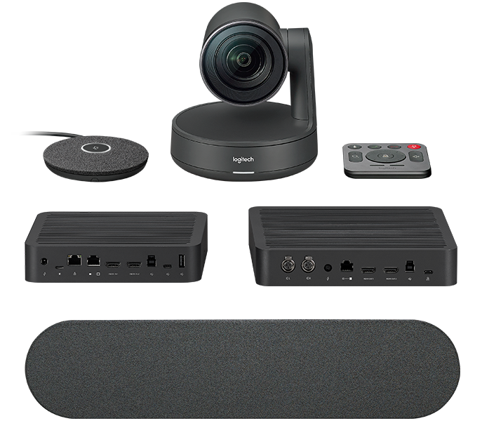 Logitech Rally Video Conferencing Kit with 1 Speaker and Mic