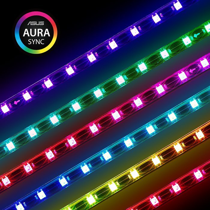 BitFenix Alchemy 3.0 Addressable RGB LED Strip - 60cm