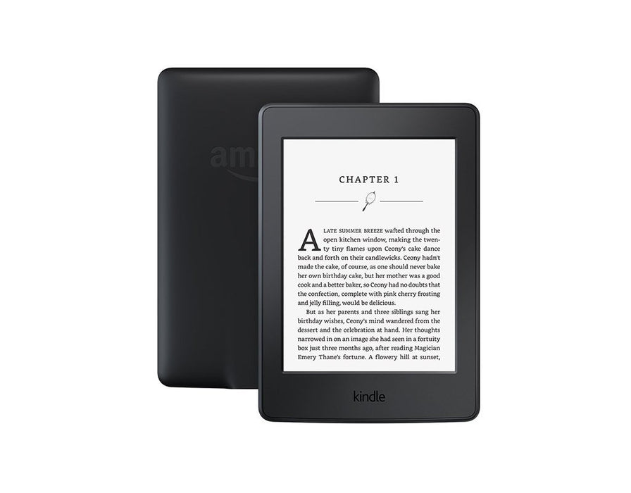 Amazon Kindle Paperwhite (2018) - Black