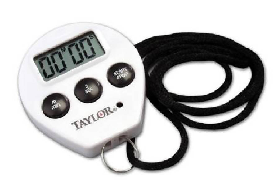 Taylor Chef's Digital Timer + Stopwatch (5816)