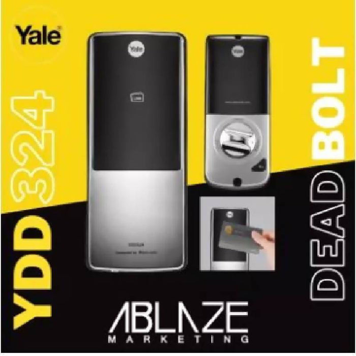 Yale Digital Door Lock YDD324-DEADBOLT