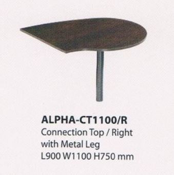 HA CT1100/R Table