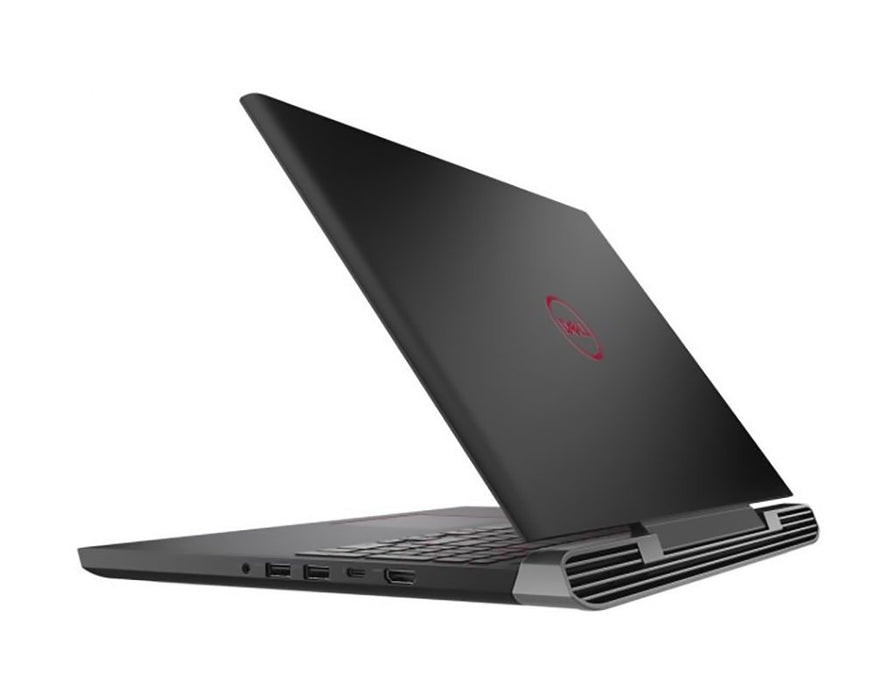 "Dell Inspiron 7577 15.6"" (i7-7700HQ) GTX 1050Ti- Black - Poundit"