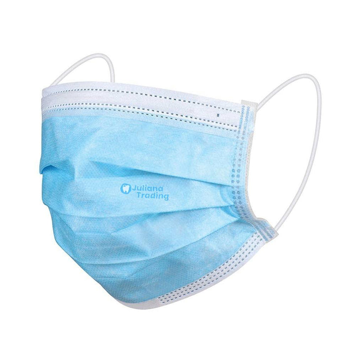 "Surgical Mask 3 Ply ""Pack of 10"""