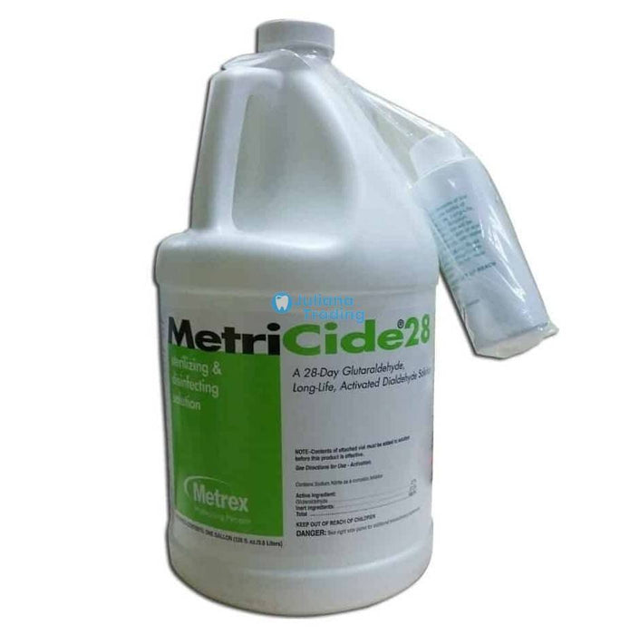Sterilizing Disinfecting Solution Gallon, METRICIDE
