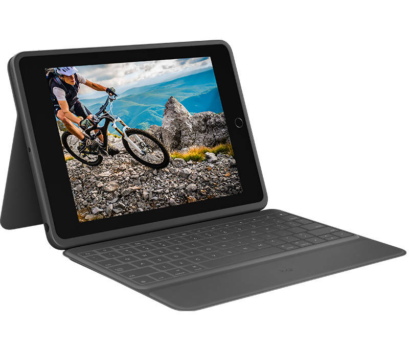 LOGITECH RUGGED FOLIO FOR iPad (7TH GEN)