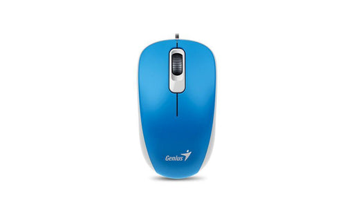 Genius DX 110 USB Mouse Ocean Blue - Poundit