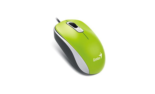 Genius DX 110 USB Mouse Spring Green - Poundit