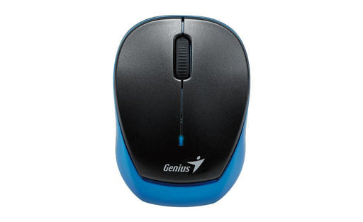 Genius Micro Traveler 9000R V3 Rechargeable Wireless Mouse Blue - Poundit