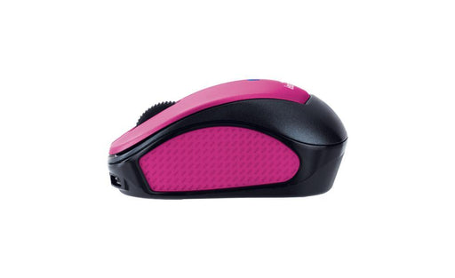Genius Micro Traveler 9000R V3 Rechargeable Wireless Mouse Pink - Poundit