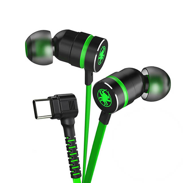 Plextone G20 Type C Magnetic Gaming In-Ear Earphones