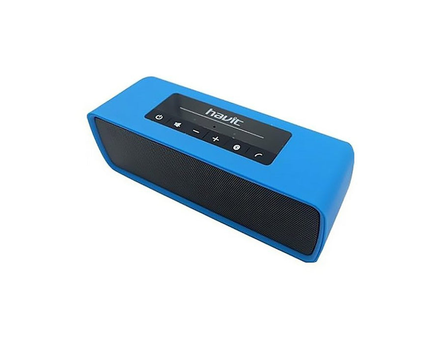 Havit M8 Portable Wireless Speaker- Blue