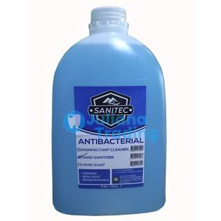 "Hand Sanitizer Gallon, SANITEC ""Packaging: 1 Gallon"""