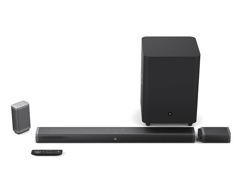JBL Bar 5.1 Ultra HD Soundbar with True Wireless Surround Speakers - Poundit