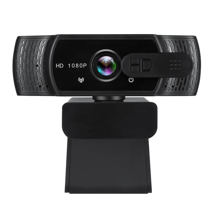 ANLUD W6 Webcam 1080P Full Digital Noise Reduction