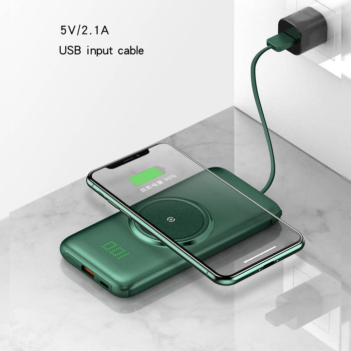 CYKE P1 10000mAh Wireless Super Power Bank