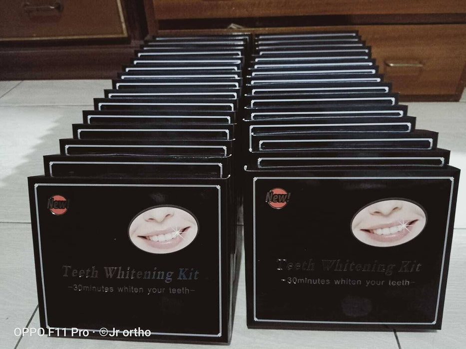 PRO TEETH WHITENING KIT SET(3-4 PERSONS)