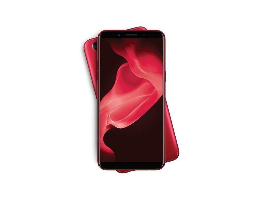 Oppo F5 (64GB)- Red - Poundit