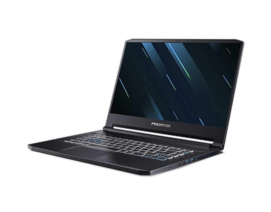 Acer Triton PT515-51-72EL Black Gaming Notebook