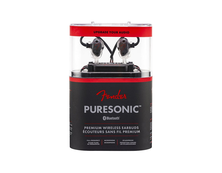 Fender Puresonic Wireless Premium- Black