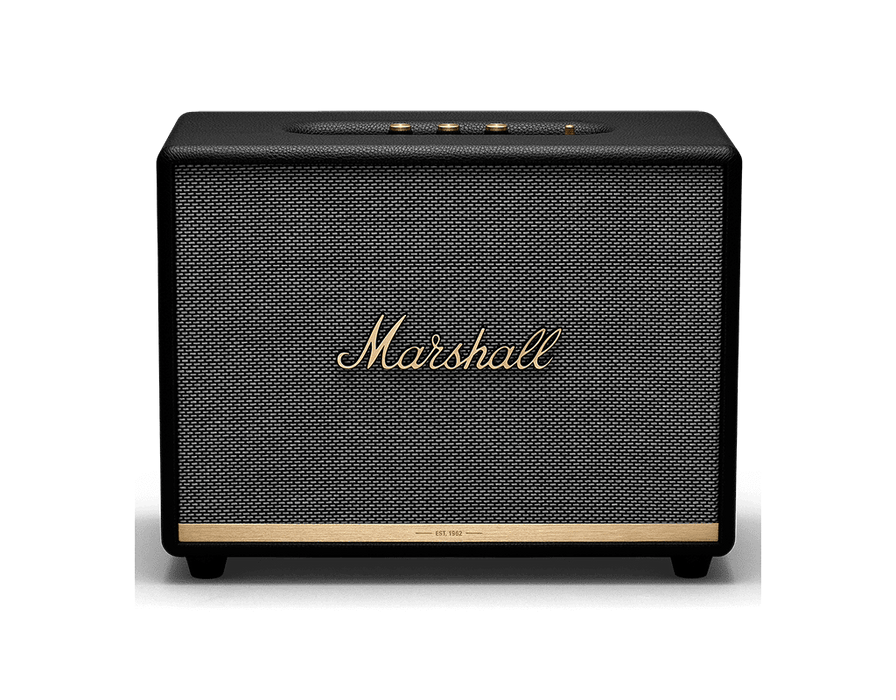Marshall Woburn II Bluetooth Speaker- Black