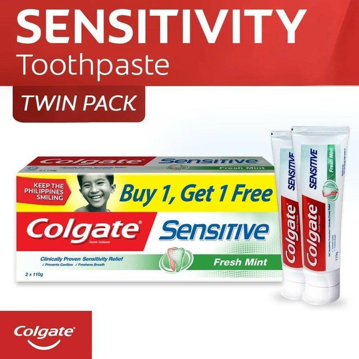 COLGATE (Total Pro-Breath Health Multi-Benefit Toothpaste 110g)