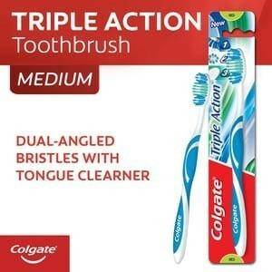 COLGATE (Triple Action Toothbrush)