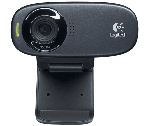 Logitech HD Webcam C310 - Poundit
