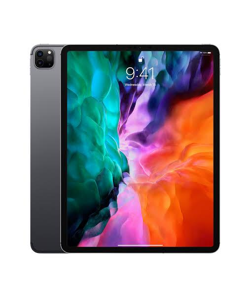 Apple iPad Pro WiFi 12.9-inch (256GB)- 2020