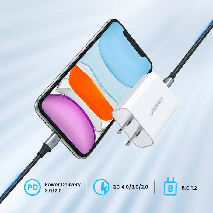UGREEN USB-C 18W PD Charger