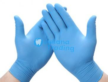"Great Gloves Nitrile ""Size: XS"""