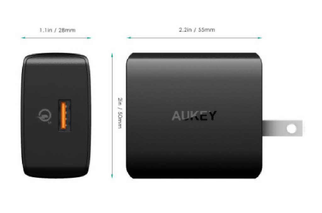 Aukey PA-T17 Quick Charge 3.0 Wall Charger