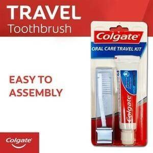 COLGATE (Tooth Brush Away 25ml Toothpaste)