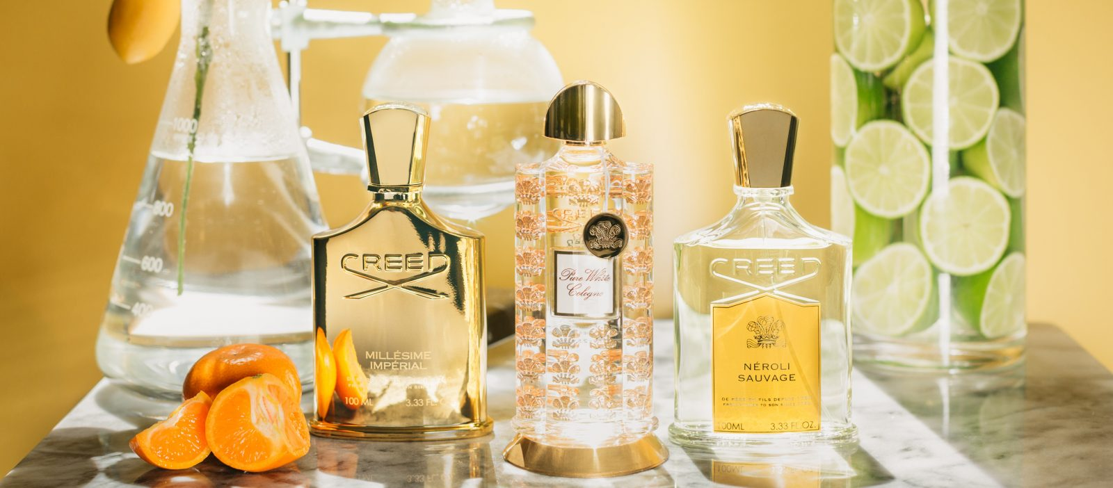 FRAGRANCE 101: CITRUS