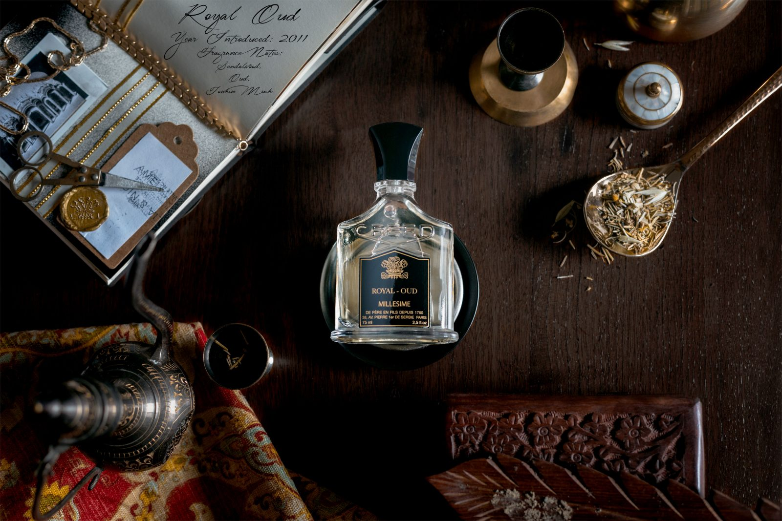 SPOTLIGHT ON: ROYAL OUD