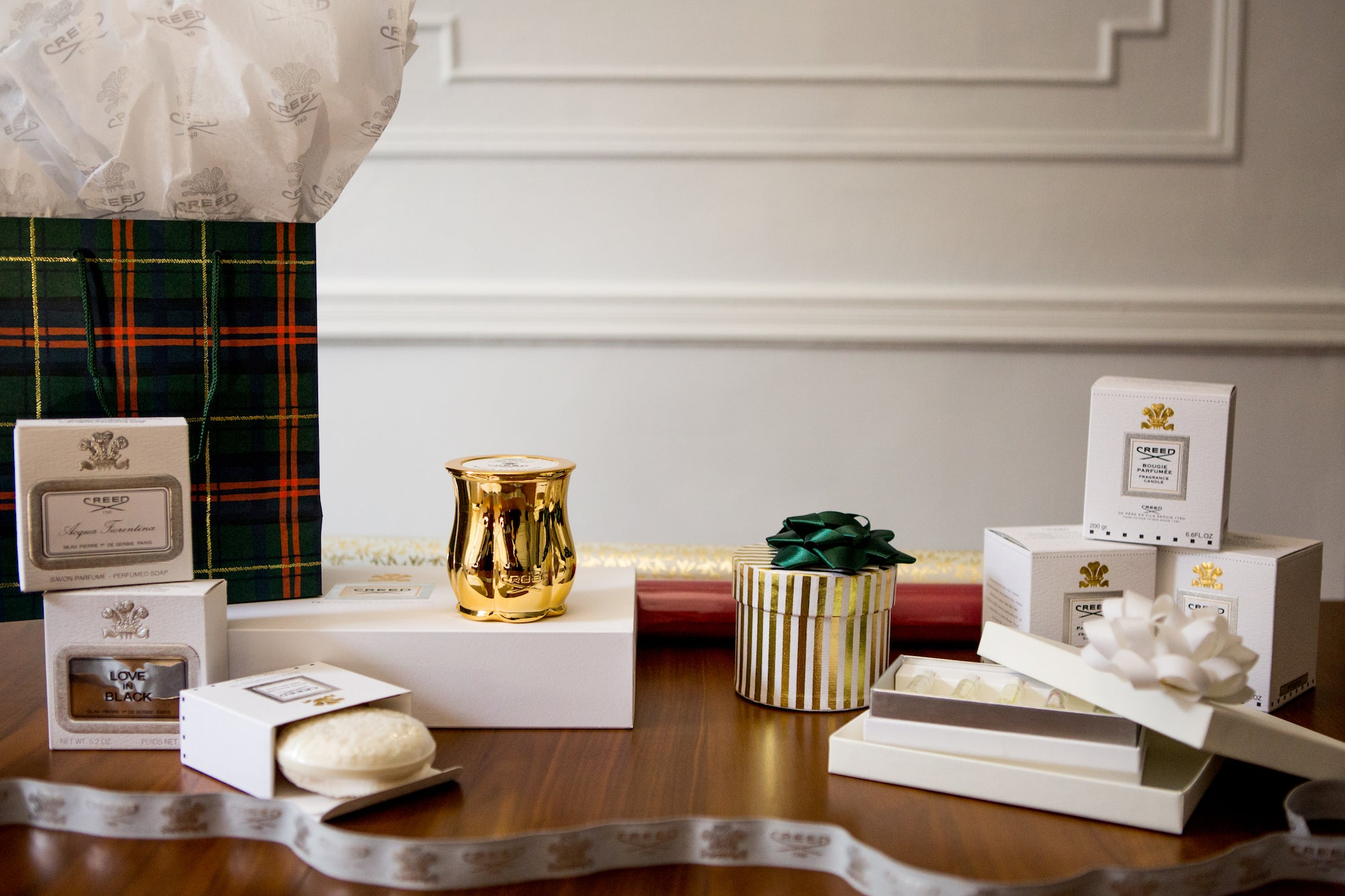 A CREED GIFT GUIDE INSPIRED BY DISCOVERY AND DESIRE