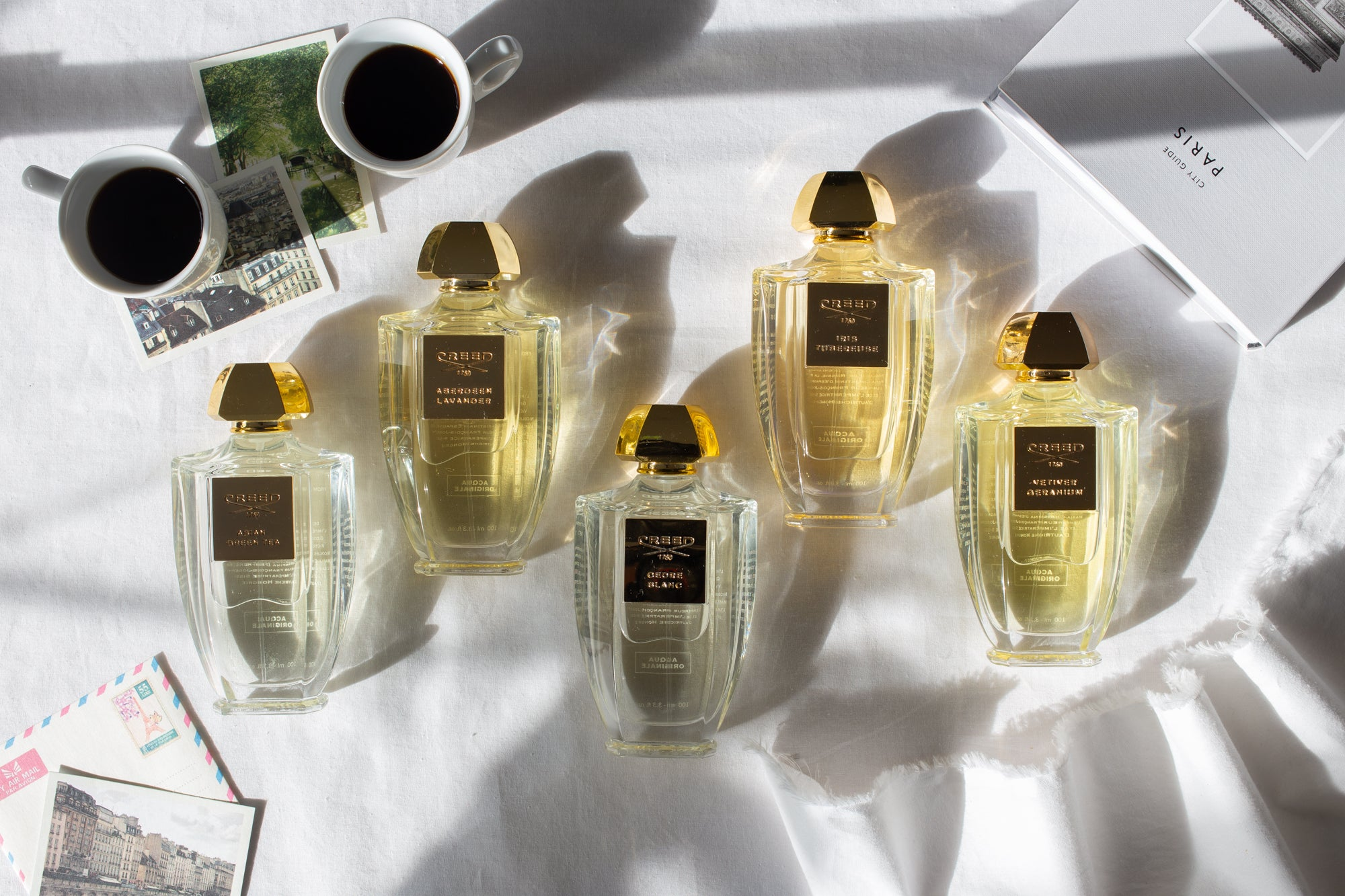 The Acqua Originale Collection: An Escape in a Bottle