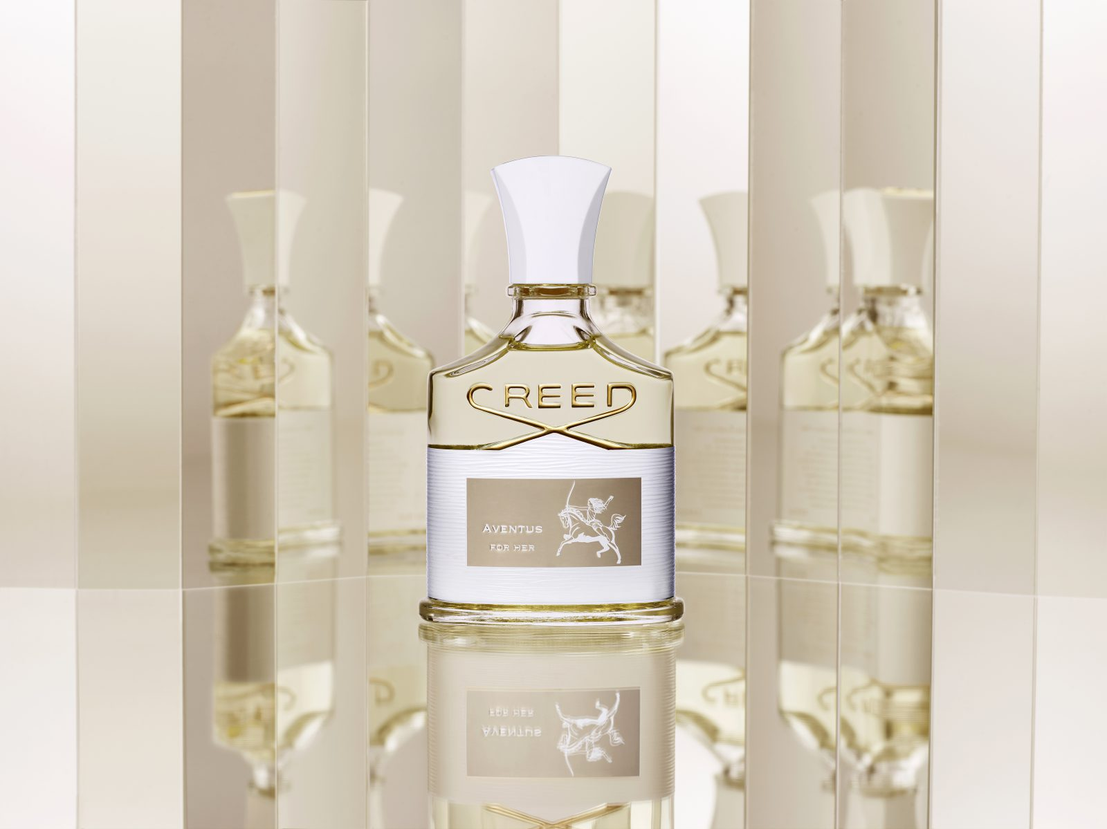 THE HOUSE OF CREED DEBUTS AVENTUS FOR HER