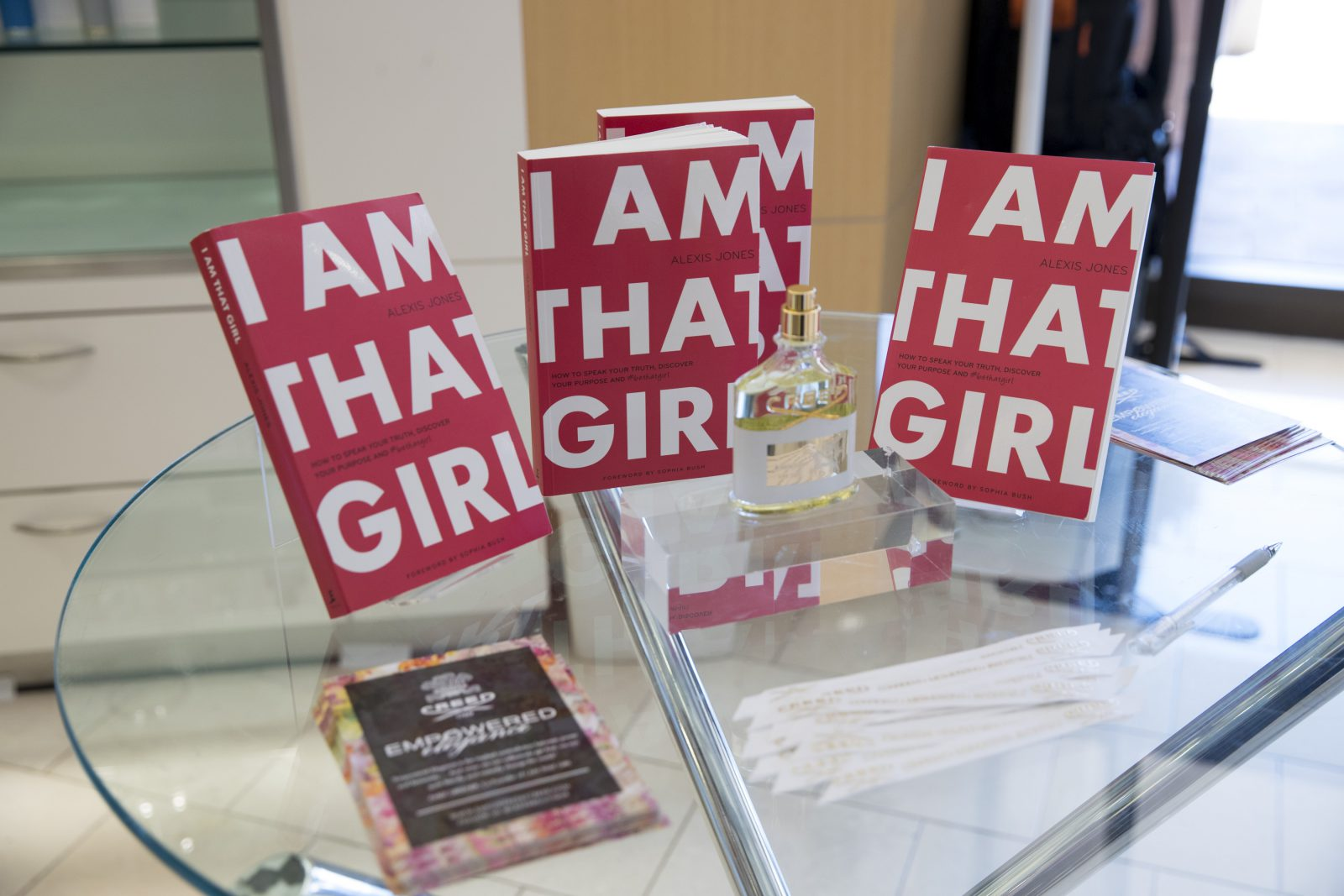INSPIRING THE NEXT GENERATION OF WOMEN WITH I AM THAT GIRL