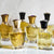 6- 75 ml bottles of Creed fragrances