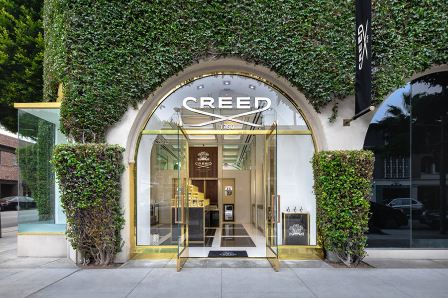 Creed Boutique Beverly Hills Storefront