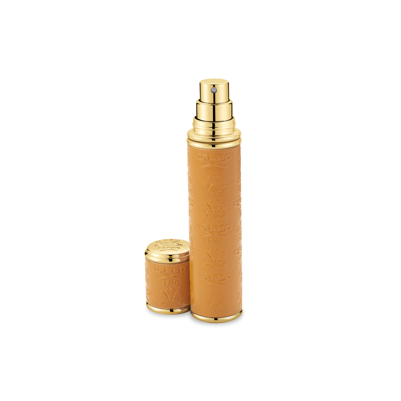 Camel With Gold Trim Pocket Atomizer
