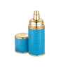 Blue With Gold Trim Deluxe Atomizer