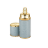 Grey With Gold Trim Deluxe Atomizer