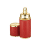 Red With Gold Trim Deluxe Atomizer