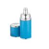 Blue With Silver Trim Deluxe Atomizer